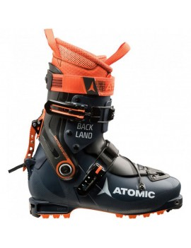 CHAUSSURE ATOMIC BACKLAND CARBON BLACK/ANTHRACITE/ORANGE 2019 | Troc Sport