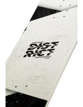 VELO GHOST HYBRIDE SQUARE TREKKING B2.8 AL W SIL/BLK 2020 | Troc Sport