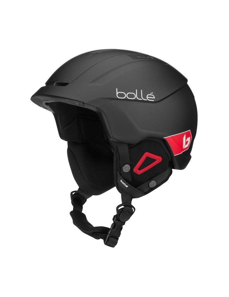 CASQUE BOLLE INSTINCT BLACK CORP MATTE 2019 | Troc Sport