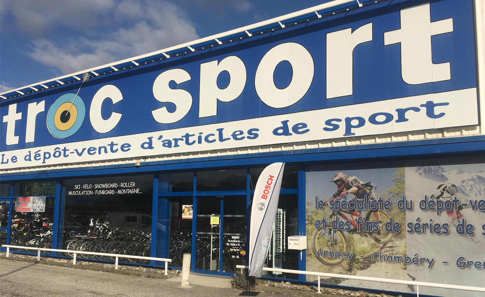 Magasin Chambery | Troc Sport